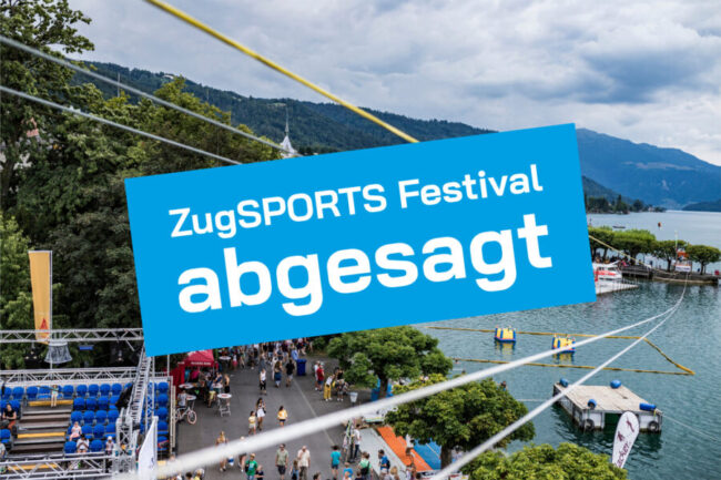 Blog Absage ZugSPORTS Festival