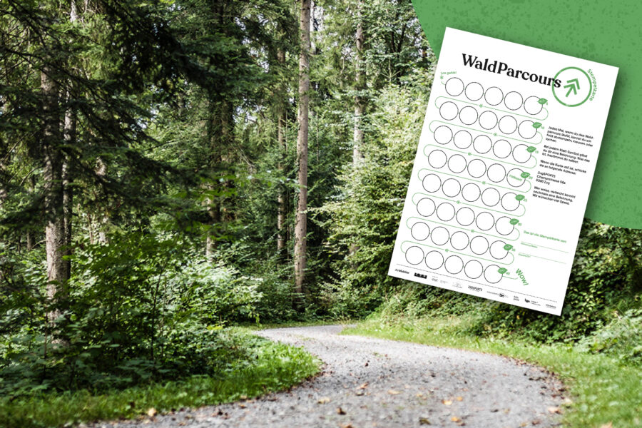 Blog Stempelkarte WaldParcours