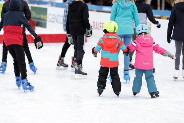 Ägeri on ICE School on ICE