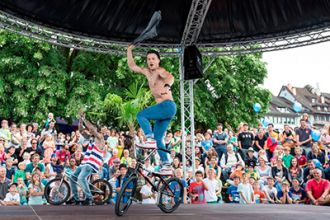 BMX / Chris Böhm Show & Workshop