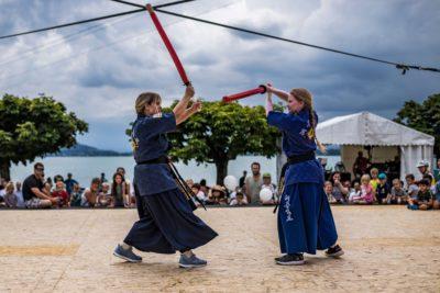 Koreanischer Schwertkampf
